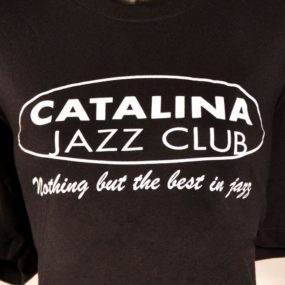 Image of Catalina Jazz Club - T Shirt (Black)