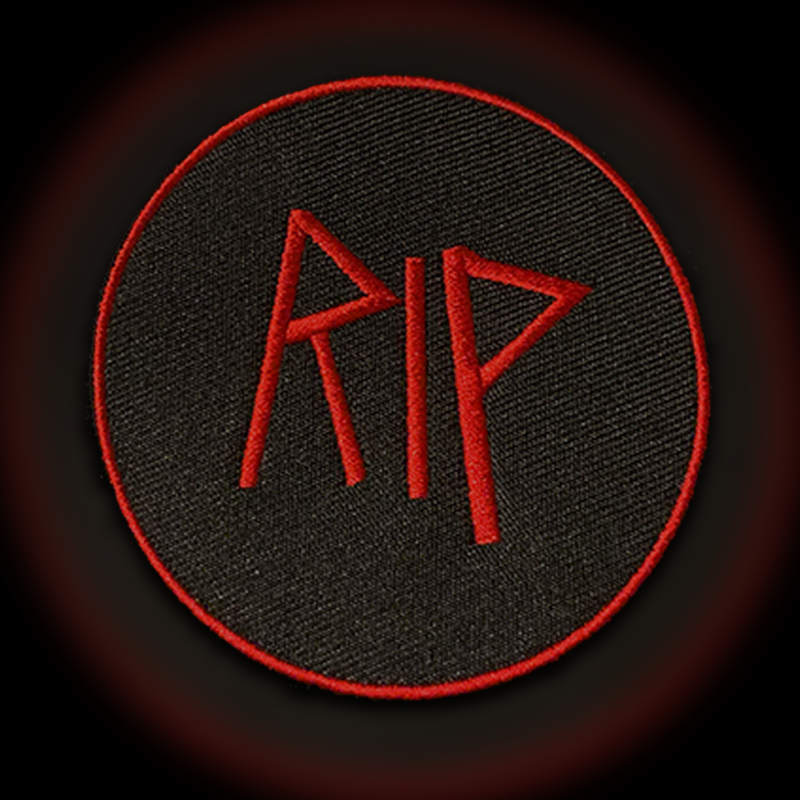 Image of RIP SLAYER PATCH