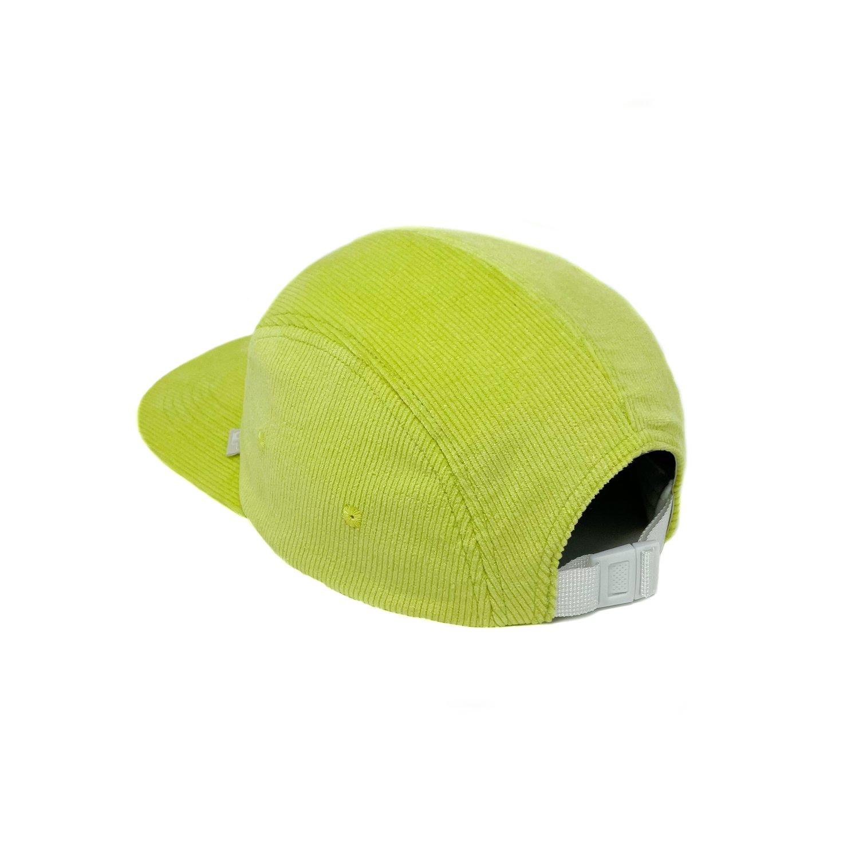Image of Patrol Long Bill - UP09 Corduroy - Neon Lime