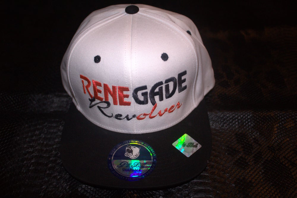 Super Limited Edition: Renegade Revolver x Eremento-Jin collab snapback
