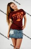 Punkyfish 2way Printed Tshirt