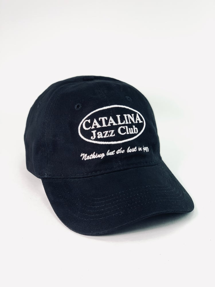 Image of Catalina Jazz Club - Hat (Black)