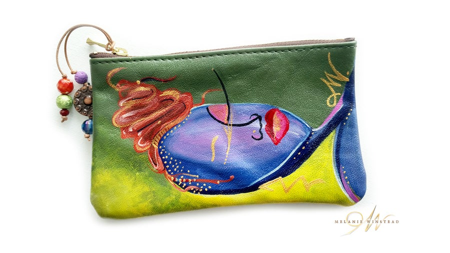"Image of ""Free Form"" Pouch"