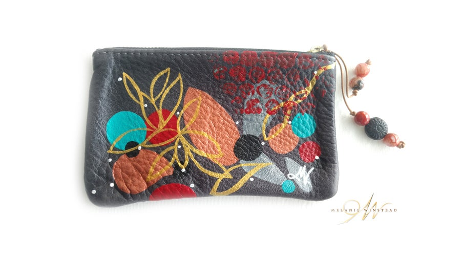 "Image of ""Bloom Above Smoke"" Pouch"