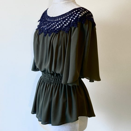 Image of Olive and Ash Angela Blouse