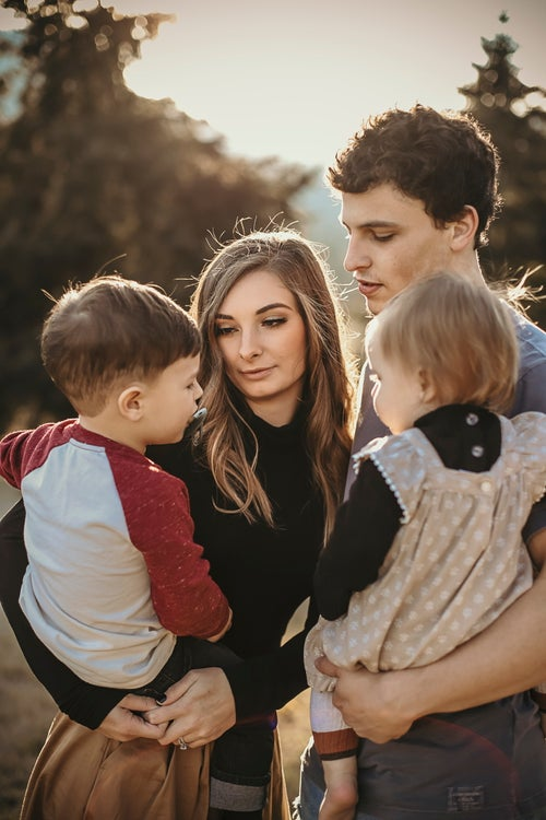 Image of Saved for Brittany - Family Session