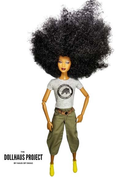 Image of Black Panther Party Collector Doll