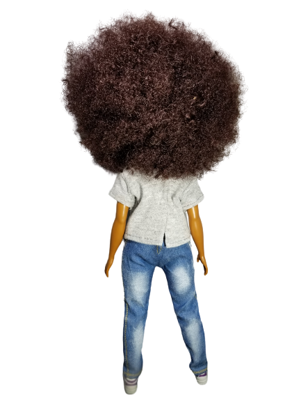 Image of BLK XCELLENCE Collector Doll