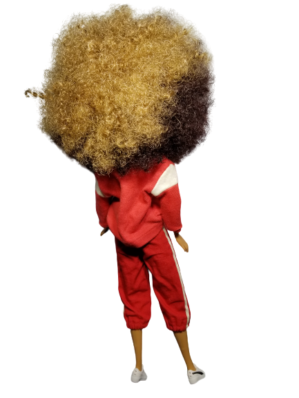 Image of Kaepernick Collector Doll