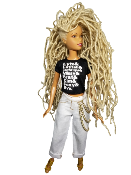 Image of Ladies First 2.0 Collector Doll