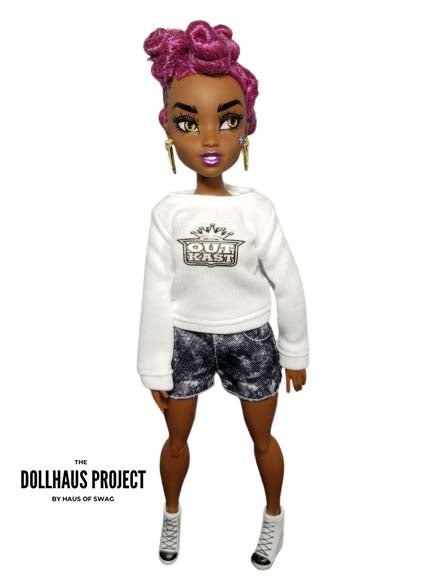 Image of Outkast Collector Doll