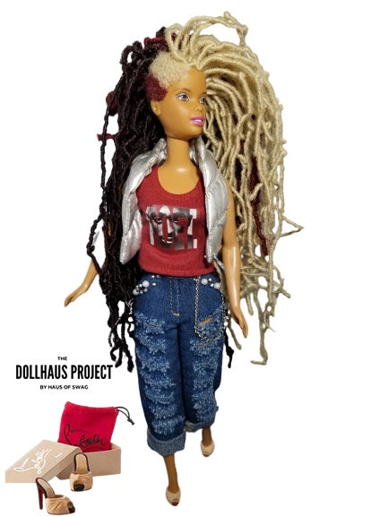 Image of POET 2.0 Collector Doll