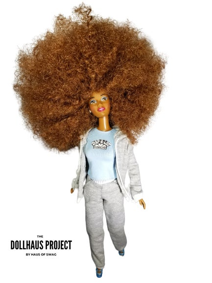 Image of Rap-A-Lot Collector Doll