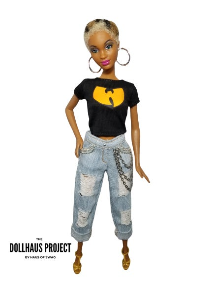 Image of Wu-Tang Collector Doll