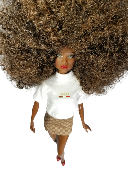 Image of Gucci 2.0 Fashion Collector Doll