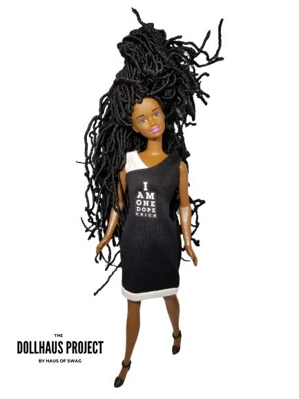 Image of I Am One Dope Chick Collector Doll