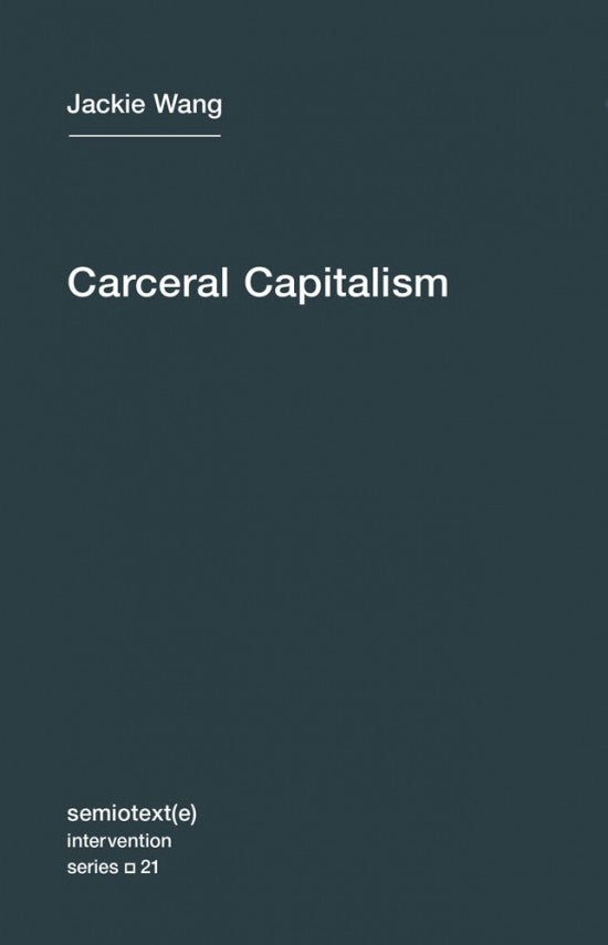 Image of Carceral Capitalism