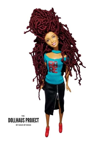 Image of RARE Collector Doll