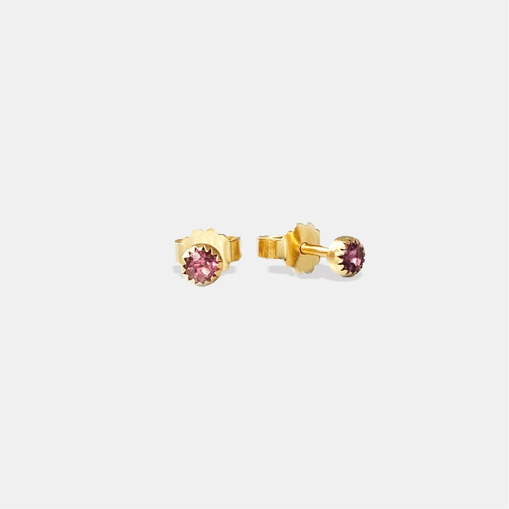 Image of Olympia Earring / 24K GOLD-COATED SILVER