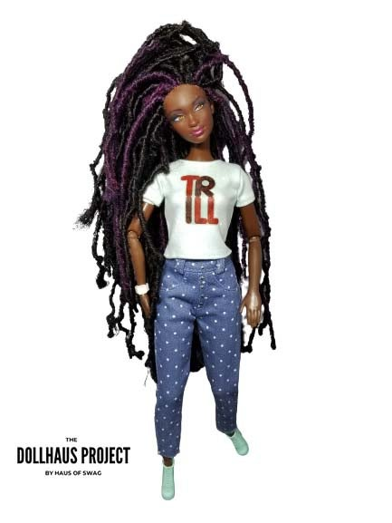 Image of TRILL Collector Doll
