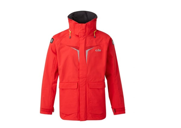 Image of GILL OS31 JACKET RED (20% OFF RRP!!)
