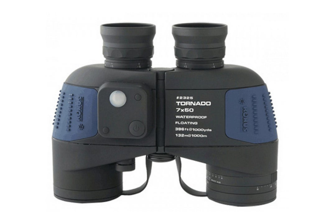 KONUS TORNADO 7 x 50 Binoculars with bearing compass