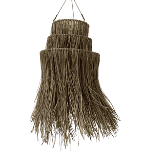 Image of SUMBAWA SEAGRASS LAMPSHADE