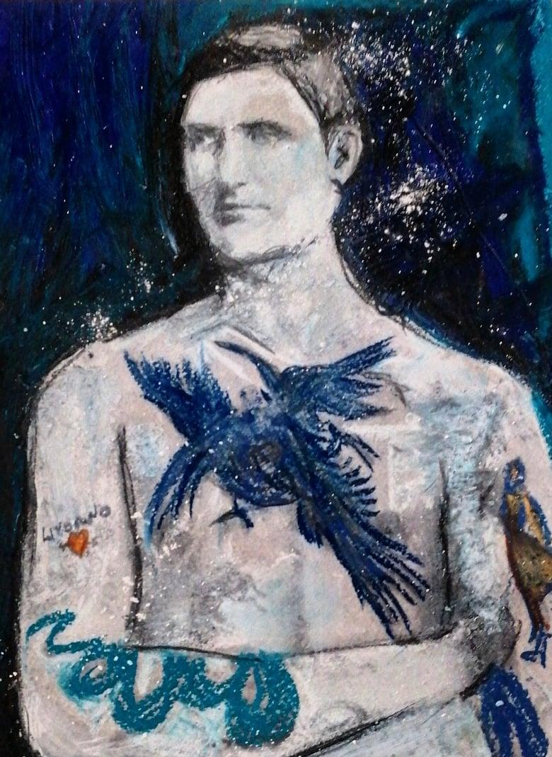 Image of Marinaio Blu di Libertà