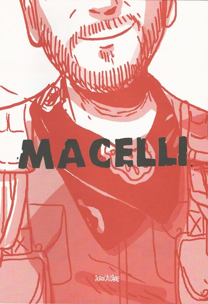 "Image of Zerocalcare - ""Macelli"""