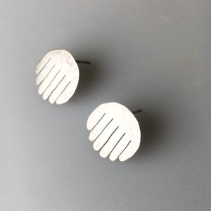 Image of close earring