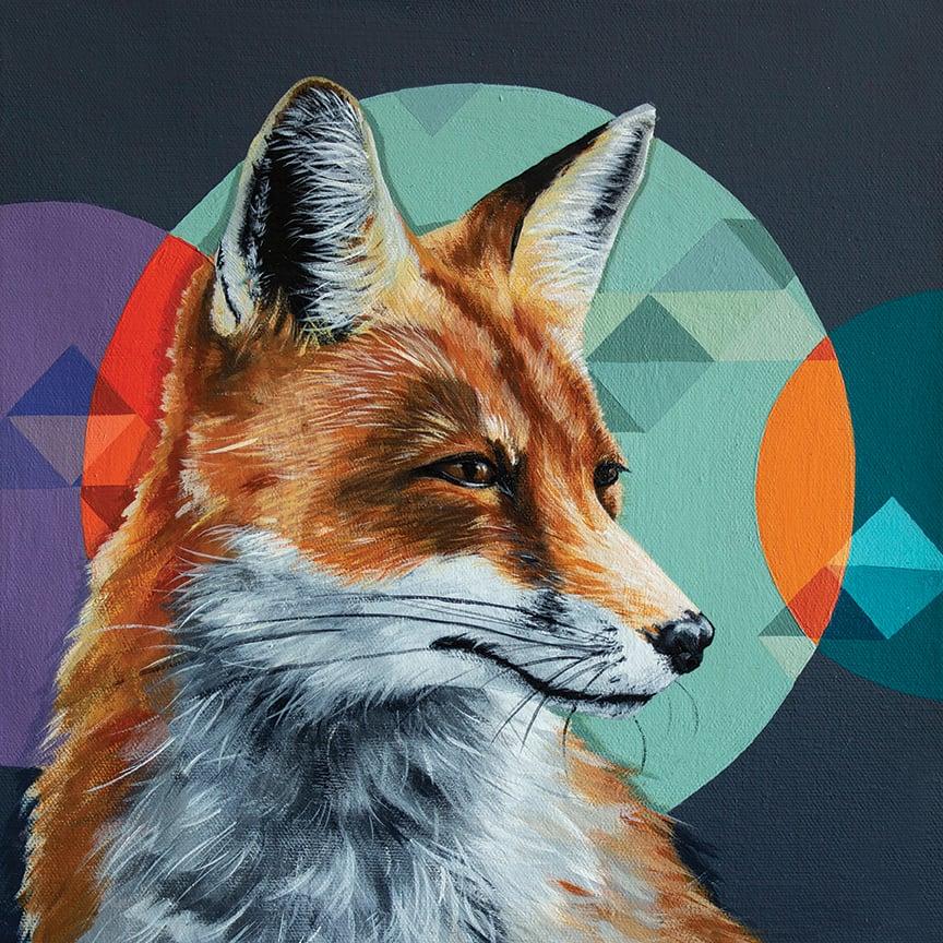Image of Fox Circles