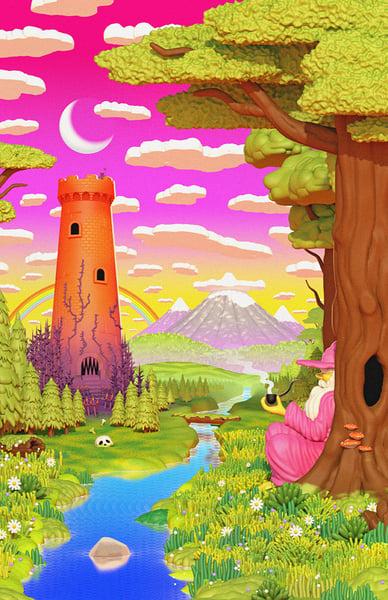 Image of Meditation at Goblin's Tower