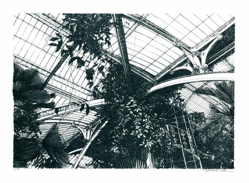 Image of Mini Palm House - Kew Gardens