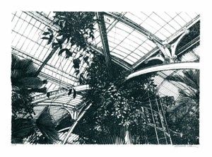 Image of Mini Palm House - Kew Gardens