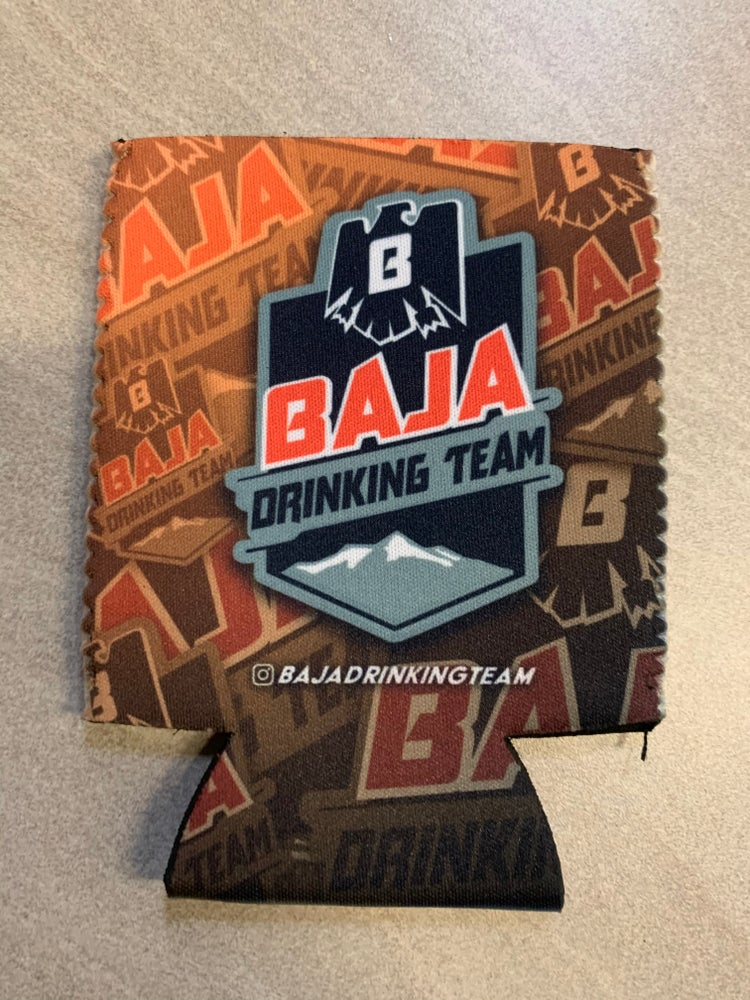 Image of Baja Drinking Team Koozie