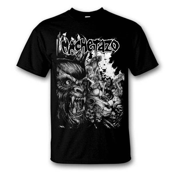 "Image of MACHETAZO ""Walpurgis Night"" T-SHIRT"