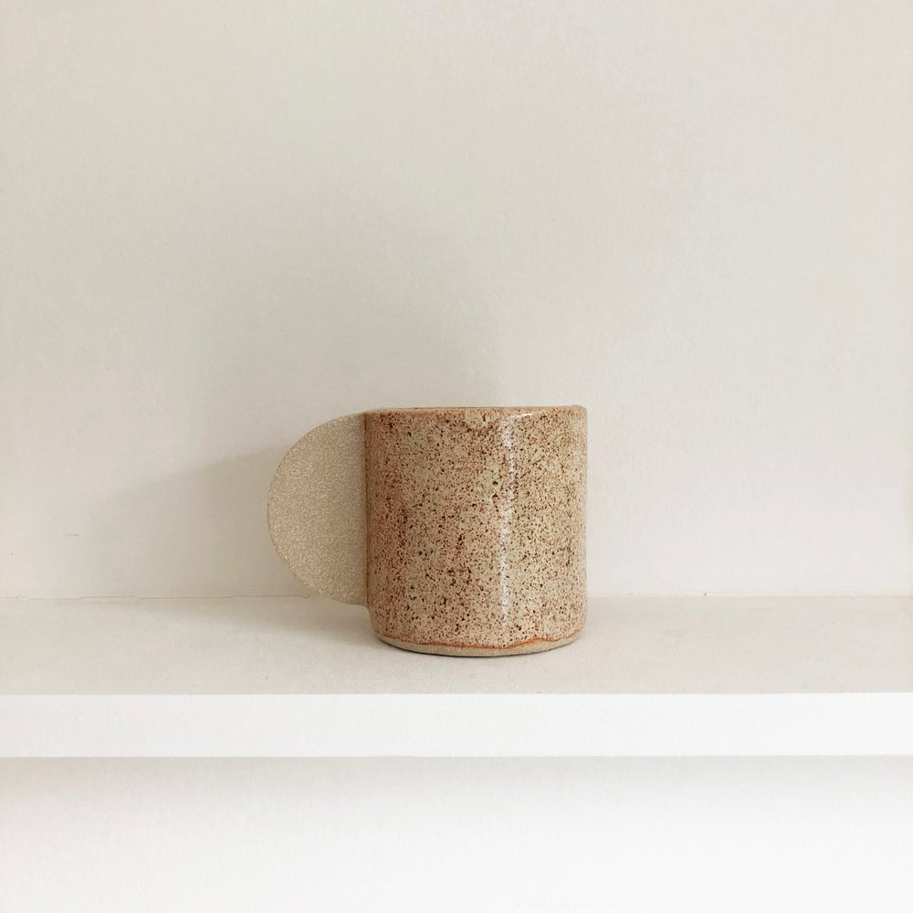 Image of Speckled cup (medium) by Brutes ceramics