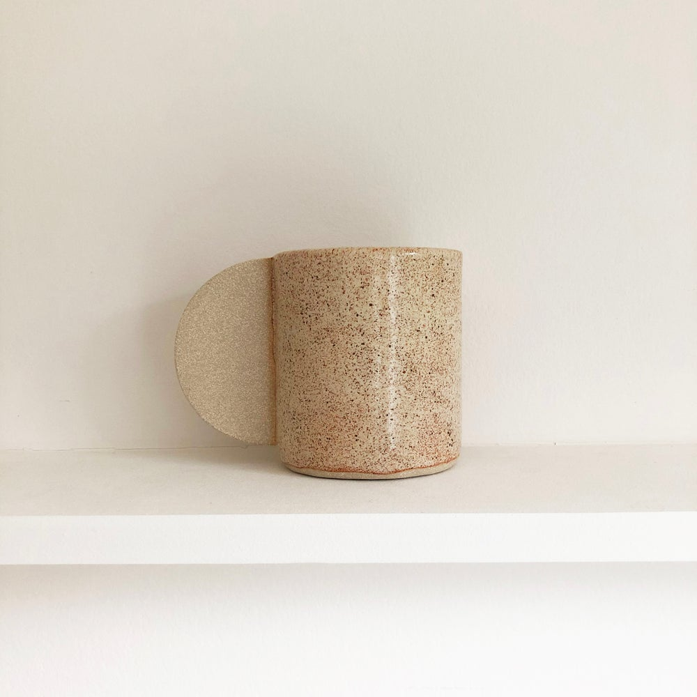 Image of Speckled cup (large) by Brutes ceramics