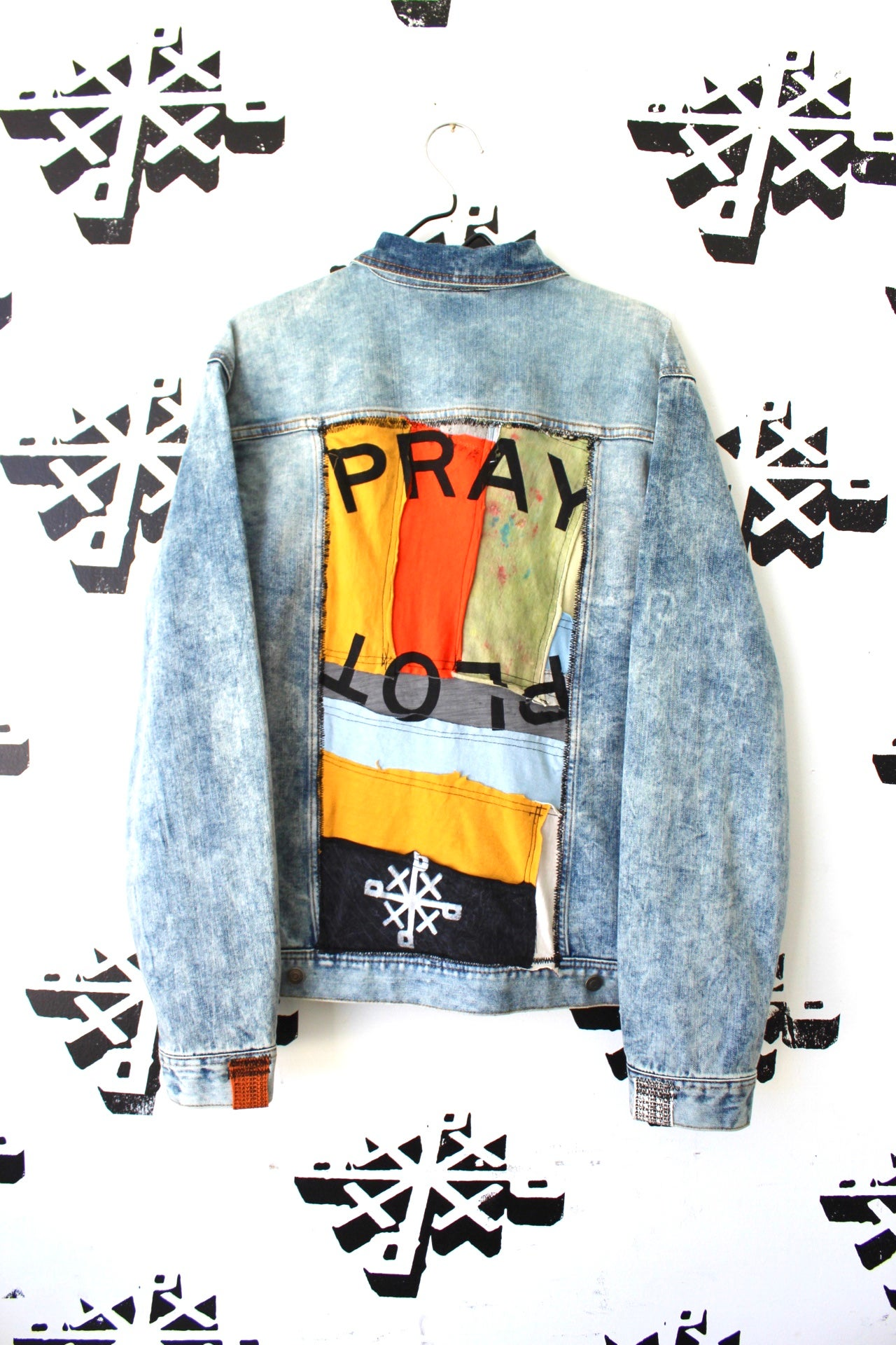 Image of let me have it denim jacket