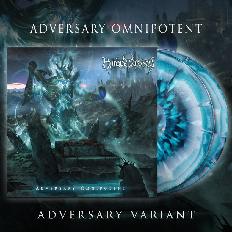 """Image of ENFOLD DARKNESS - Adversary Omnipotent 