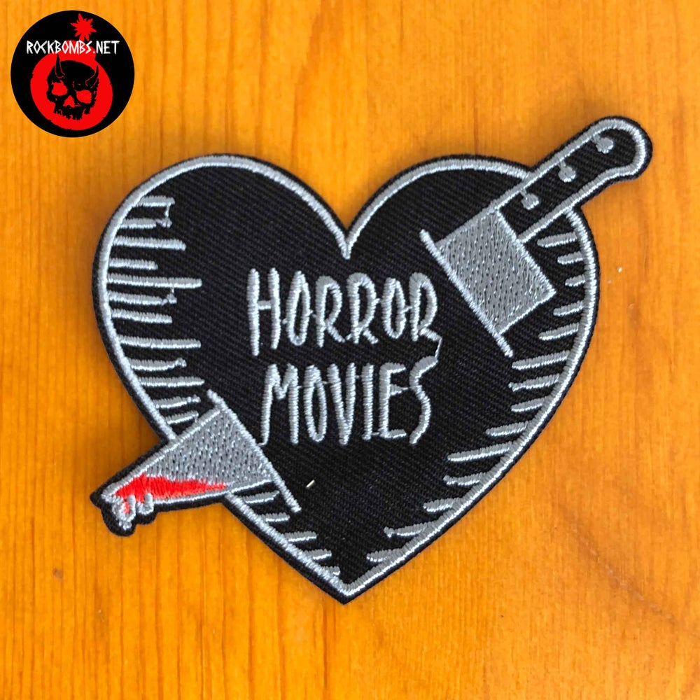 PATCH I LOVE HORROR MOVIES