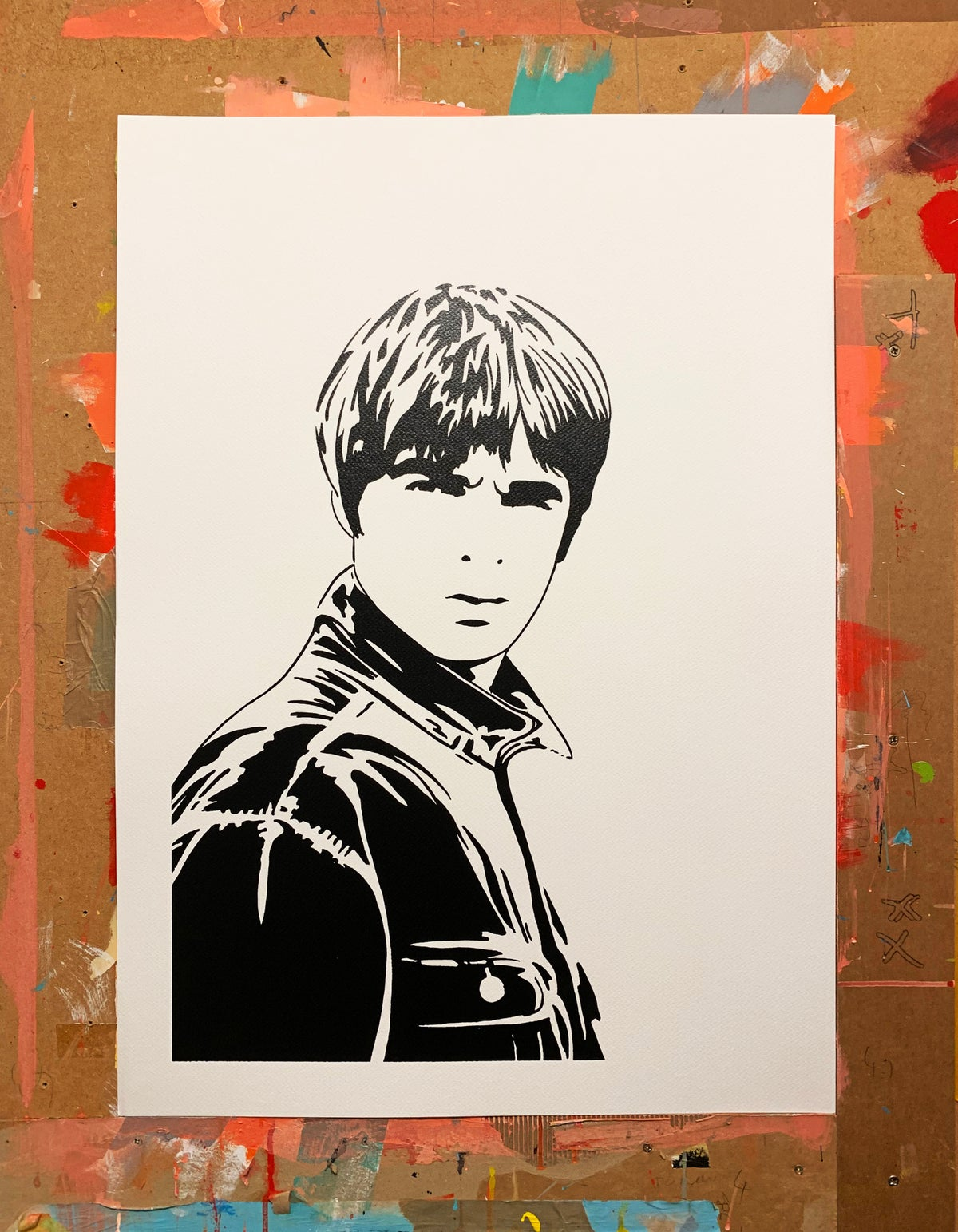 Image of Noel Gallagher