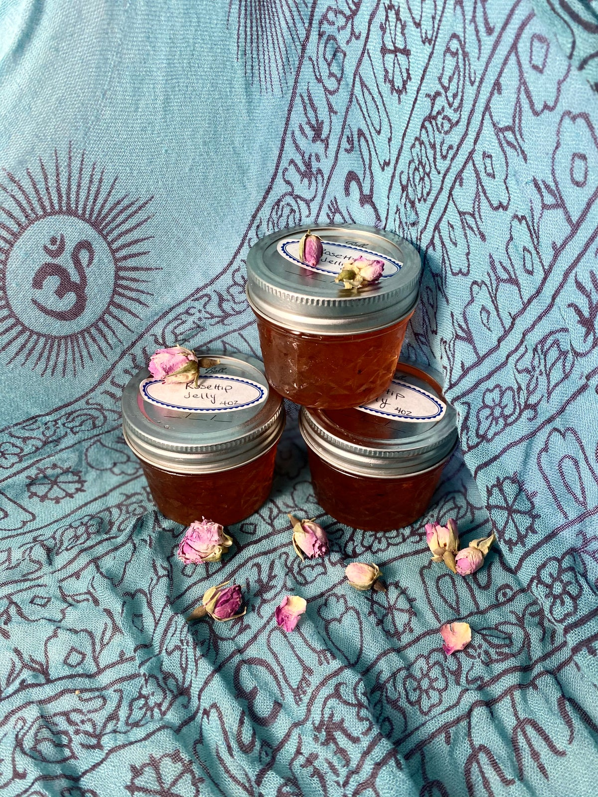 Image of Rose Petal Jelly