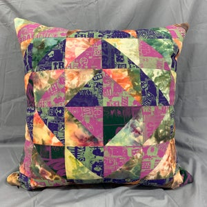 Image of Large Quilted Pillow Case