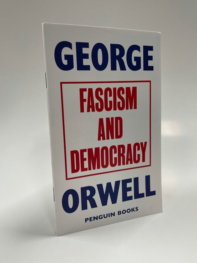 Image of Fascism and Democracy