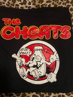 "The Cheats ""Fuck Yinz"" shirt"