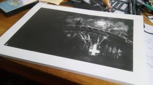 Image of Live Obliteration Artwork FineArt Print