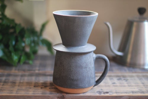 Image of Matte Charcoal Pour Over
