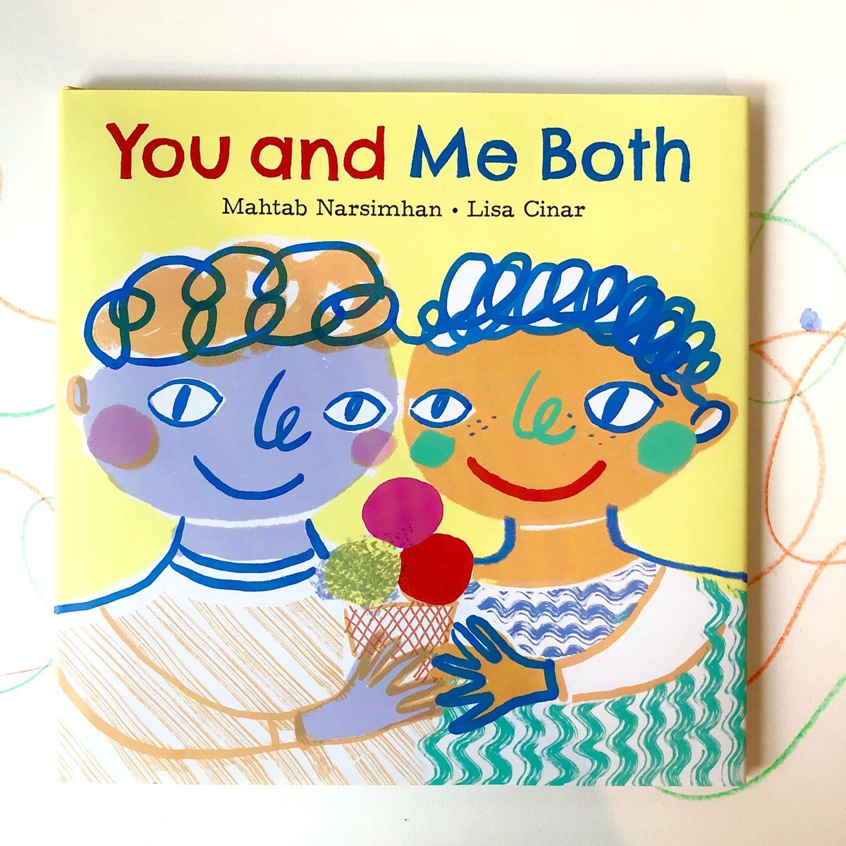 Image of You And Me Both • signed by it's illustrator ... me:)