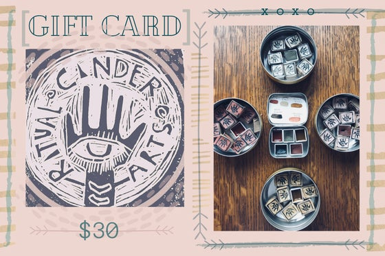 Image of Gift Card // 30$